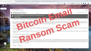 Warum bekomme ich so viele Bitcoin-Spam-E-Mails?