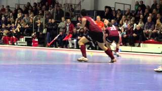 preview picture of video 'Sony FDR-AX100 bei TSV Mannheim Hockey Bundesliga Herren - HC Ludwigsburg ungeschnitten'