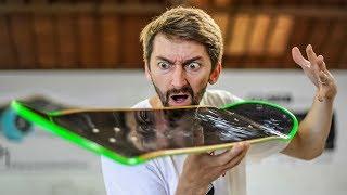 The World's Strongest Skateboards