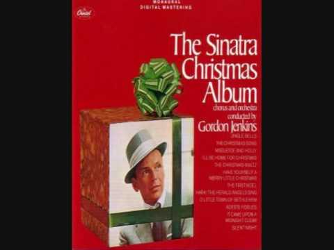 Frank Sinatra - Mistletoe And Holly - Christmas Radio