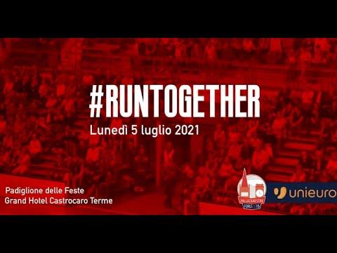 #RunTogether: CORRERE INSIEME.
