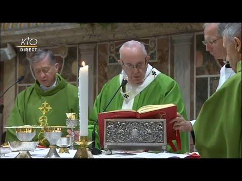 Messe de clôture de la rencontre pour la protection des mineurs dans l'Eglise