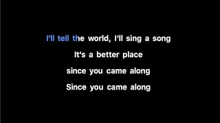 Rachel Platten - Better Place Karaoke