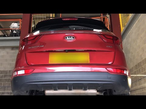 Kia Sportage Side Steps / Side Bars Fitting & Installation (UK) - Part 1 of 2