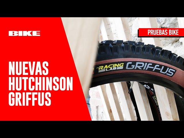 Видео Покрышка Hutchinson Griffus 29X2,50 TS TL RLAB