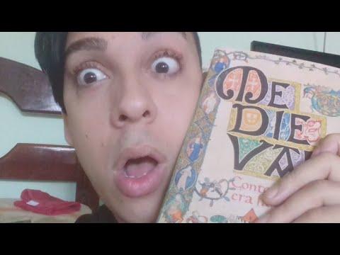 LIVE: Contos do livro MEDIEVAL + Livros Recebidos na Semana + Bate-Papo Livre