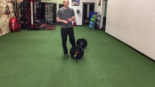 Cleaning up the start of your Deadlift