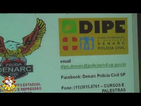 COMAD - O Conselho Municipal sobre Drogas realiza Curso Gratuito
