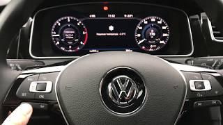 Апгрейд VW Golf Sportwagen 2.0TDI DSG6 SEL 2015г.вып.