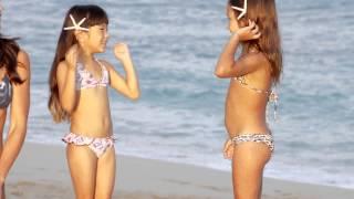 San Lorenzo Bikinis Keiki (Kids) Collection