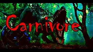 Jurassic World | Carnivore   [Thanks For 2,000 Subscribers] || [This Video Contains Flashing Lights]