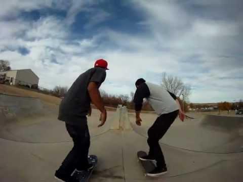 Sheridan skatepark montage