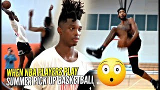 The BEST NBA Runs on The EAST! Lonnie Walker, Rudy Gay & The Miami Heat Squad at Stan Remy Runs!!