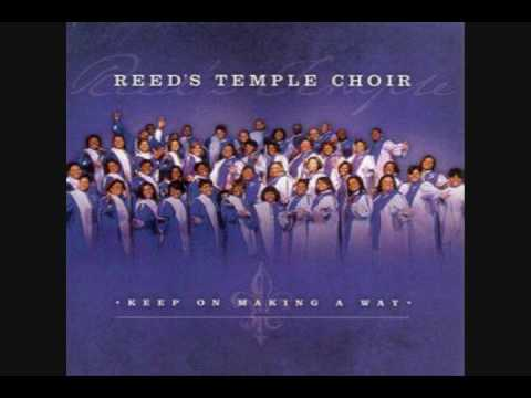 REED'S TEMPLE CHOIR – Keeps On Making A Way