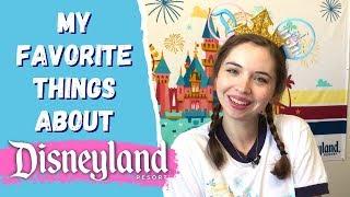 My Favorite Things About Disneyland °o°