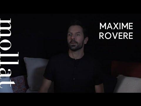 Maxime Rovere - L'école de la vie : érotique de l'acte d'apprendre