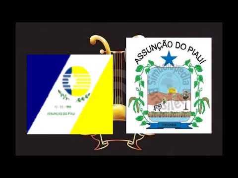 Hino Oficial da Cidade de Assunção do Piauí PI