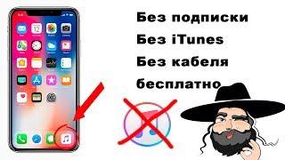  Как слушать музыку на iPhone без iTunes? Слушай оффлайн Бесплатно!