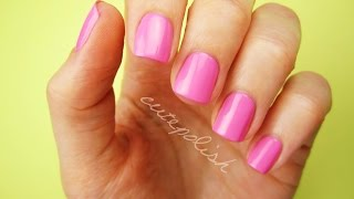 Shape Your Nails Perfectly Square!
