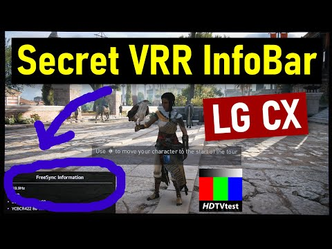 External Review Video H4CCcvtnjj8 for LG CX OLED 4K TV