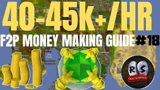 F2P Money Making Guide! Mining Coal Ore! EP18! (OSRS)