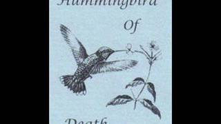 Hummingbird of Death Couch Slouch (DRI Cover)