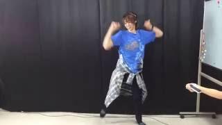 風男塾・BEHERO自由に踊ってみた青明寺浦正バージョン