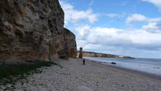 preview picture of video 'Marsden Bay, South Shields (2011)'