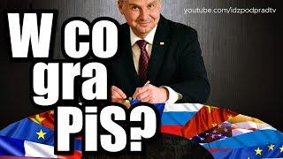 Strategiczne partnerstwo Dudy z Macronem uderza w sojusz z USA?