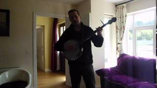 Ken Dowling - Isle of Inisfree (Quiet Man The Bards Charlie Landsborough Cover)
