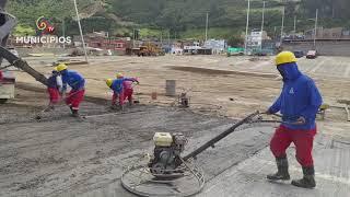 TV MUNICIPIOS – AVANZA LA CONSTR. DE UN PATIO TALLER PARA EL SISTEMA DE TRANSPORTE DE PASTO – NARIÑO