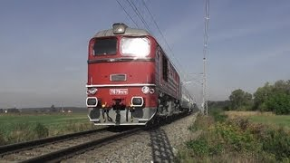"Locomotive T679.1578 ""Sergei"" speed 100 km/h"