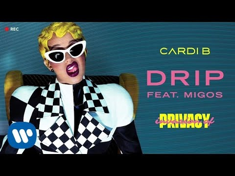 Cardi B - Drip feat. Migos [Official Audio] (видео)