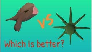 Karambwans VS Monkfish | XP and Money Making Comparison | 2017 Fishing Guide