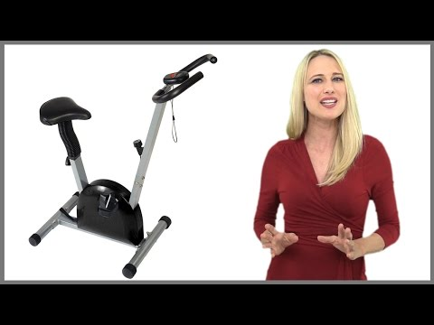 Goplus Exercise Bike Cardio Fitness Gym Cycling Machine Review