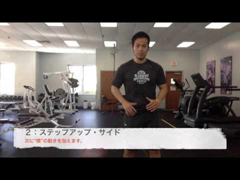 【最大スピードアップ!】3種のステップアップトレーニング【大臀筋を上手に使う】