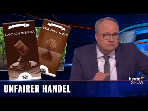 Německo profituje z vykořisťování - heute show