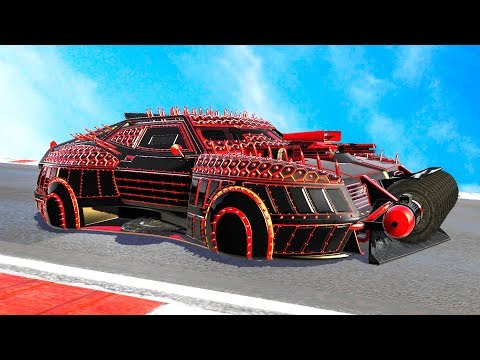 NEW OVERPOWERED Armoured Vehicle! - GTA 5 Online DLC