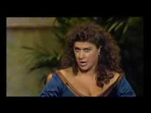 """Cecilia Bartoli - Agitata Da Due Venti From """"La Griselda"""" (Vivaldi)"""