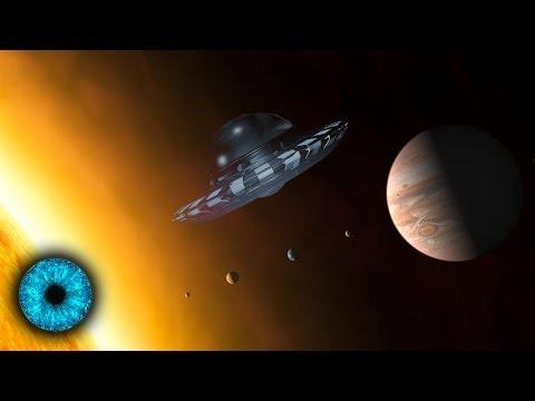 Alien-Raumschiff durch unser Sonnensytem gerast? - Clixoom Science & Fiction