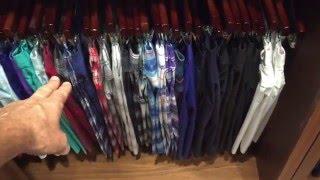 Ian Poulter Takes Us On A Tour Of His Wardrobe/closet