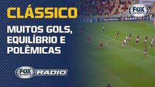 Quer saber tudo sobre o melhor do esporte? Acesse nossas redes!  http://www.foxsports.com.br  ➡ Facebook: http://facebook.com/foxsportsbrasil  ➡ Twitter: http://twitter.com/foxsportsbrasil ➡ Instagram: http://instagram.com/foxsportsbrasil  Torcemos Juntos!  #FOXSports #Flamengo #Vasco