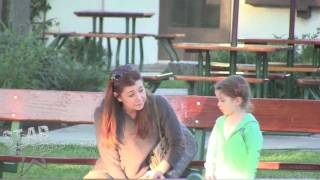 Exclusive Alyson Hannigan Spends Day With Daughter
