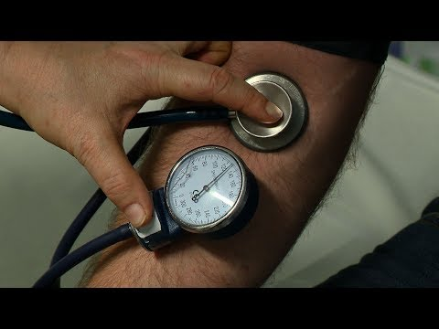 A test magas vérnyomásának kiszáradása