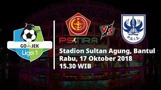 Live Streaming OchannelTV.com Liga 1 Indonesia, PS Tira Vs PSIS Semarang Pukul 15.30 WIB