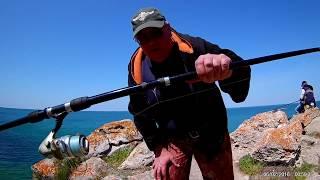 Крым щёлкино рыбалка