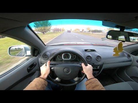 2010 Chevrolet Lacetti 1.6L (109) POV Test Drive