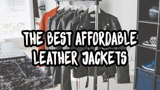 THE BEST AFFORDABLE LEATHER JACKETS (Mens Fashion): LAC.LA Haul Review