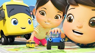 Vehicle Sounds Song - Little Baby Bum | Baby Songs | Nursery Rhymes For Kids | Songs For Kids