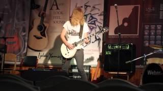 Многоликая гитара 2015 - Павел Попов - 2 тур